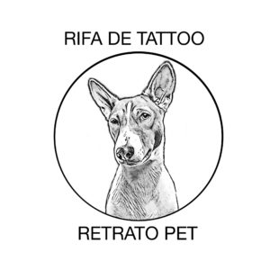 RIFA DE TATTOO | RETRATO PET | BH