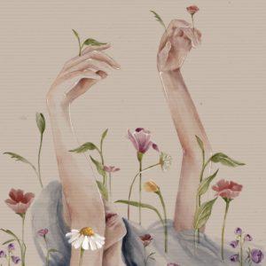 spring it away –  art print