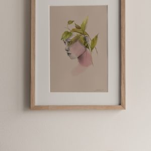 portrait – art print