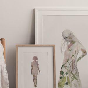 bloom – art print set