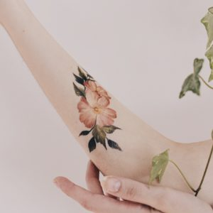 tatuagem temporária – temporary tattoo