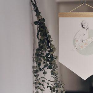 na  lua – hanger