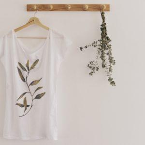 olive – soft tshirt