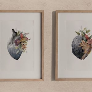duality   – art print set