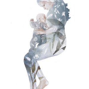 nutrir – art print