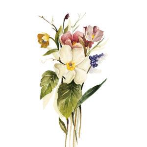 floral – art print