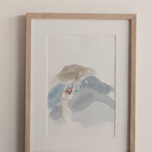 ela – art print