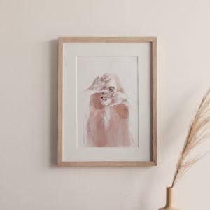 recover – art print