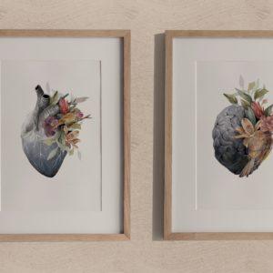 duality   – art print set